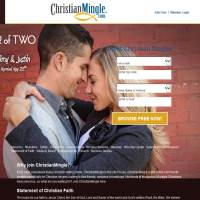 Christian Mingle image